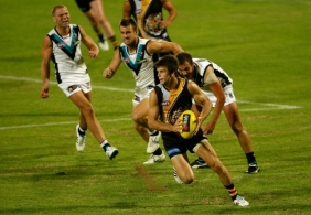 AFL 2011 NAB Challenge - Port Adelaide v Richmond