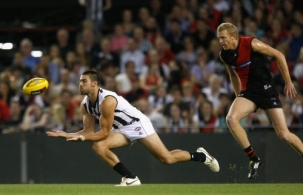 AFL 2011 NAB Cup Grand Final - Essendon v Collingwood