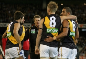 AFL 2011 Rd 01 - Carlton v Richmond