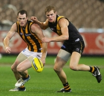 AFL 2011 Rd 03 - Richmond v Hawthorn