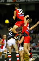 AFL 2011 Rd 03 - St Kilda v Essendon