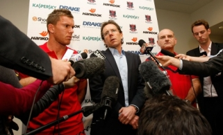 AFL 2011 Media - Brent Moloney Press Conference