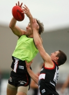 AFL 2011 Training - St Kilda 050511