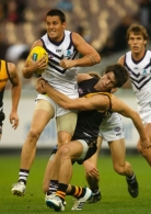 AFL 2011 Rd 07 - Richmond v Fremantle