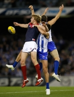 AFL 2011 Rd 08 - North Melbourne v Melbourne