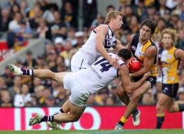 AFL 2011 Rd 08 - West Coast v Fremantle