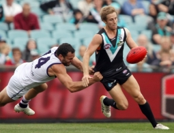 AFL 2011 Rd 09 - Port Adelaide v Fremantle