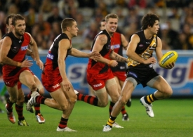 AFL 2011 Rd 09 - Richmond v Essendon