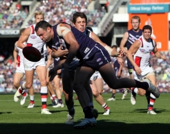 AFL 2011 Rd 10 - Fremantle v St Kilda