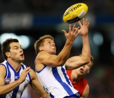 AFL 2011 Rd 10 - North Melbourne v Sydney