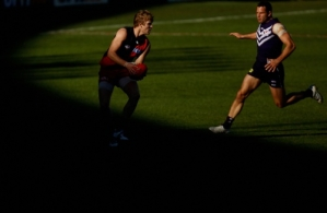 AFL 2011 Rd 12 - Fremantle v Essendon