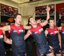 AFL 2011 Rd 13 - Melbourne v Fremantle