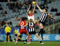 AFL 2011 Rd 14 - Sydney v Collingwood