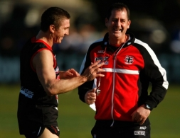 AFL 2011 Training - St Kilda 290611