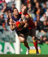 AFL 2011 Rd 15 - Fremantle v Gold Coast