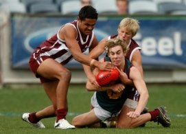 2011 NAB AFL Under 18 Championship - QLD v TAS