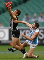 AFL 2011 Rd 16 - Collingwood v North Melbourne