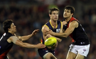 AFL 2011 Rd 17 - Adelaide v Essendon