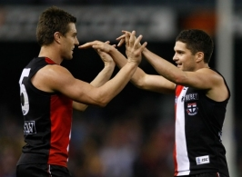 AFL 2011 Rd 17 - St Kilda v West Coast