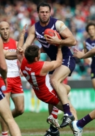 AFL 2011 Rd 17 - Sydney v Fremantle