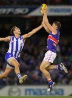 AFL 2011 Rd 17 - North Melbourne v Western Bulldogs