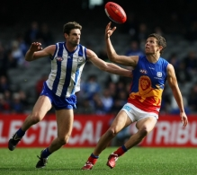 AFL 2011 Rd 18 - North Melbourne v Lions