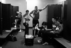 AFL 2011 Media - Inside North Melbourne