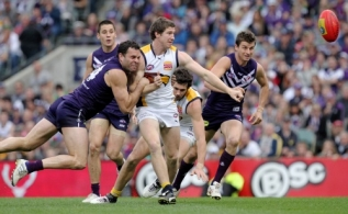 AFL 2011 Rd 18 - Fremantle v West Coast