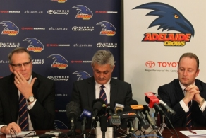 AFL 2011 Media - Neil Craig Steps Down