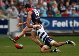 AFL 2011 Rd 19 - Geelong v Melbourne