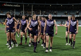 AFL 2011 Rd 19 - Fremantle v Hawthorn