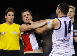 AFL 2011 Rd 20 - St Kilda v Fremantle