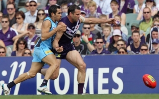 AFL 2011 Rd 21 - Fremantle v Carlton