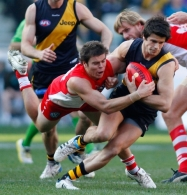 AFL 2011 Rd 21 - Richmond v Sydney