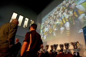 AFL 2011 Media - The Golden Years Book Launch