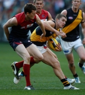 AFL 2011 Rd 22 - Melbourne v Richmond