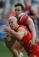 AFL 2011 Rd 23 - Melbourne v Gold Coast