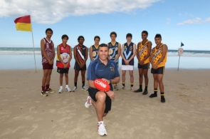 AFL 2011 Media - KickStart Launch 310811