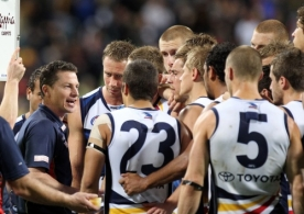 AFL 2011 Rd 24 - West Coast v Adelaide