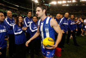 AFL 2011 Rd 24 - Richmond v North Melbourne