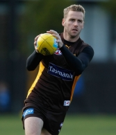 AFL 2011 Training - Hawthorn 080911
