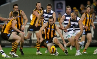 AFL 2011 2nd Qualifying Final - Geelong v Hawthorn