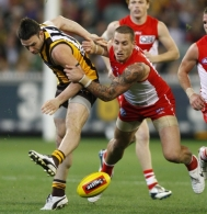 AFL 2011 2nd Semi Final - Hawthorn v Sydney