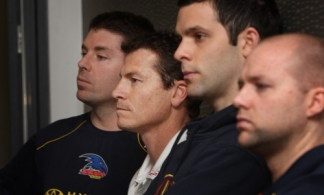 AFL 2011 Media - Adelaide Coach Announcement 200911