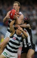 AFL 2011 Toyota Grand Final - Collingwood v Geelong