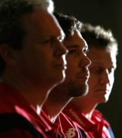 AFL 2011 Media - Mitch Clark Joins Melbourne