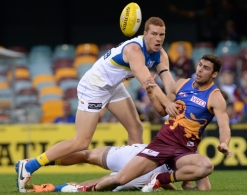 AFL 2014 Rd 18 - Brisbane v Gold Coast
