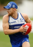 AFL 2012 Training - North Melbourne 120112