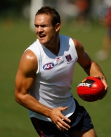 AFL 2012 Training - Melbourne 270112