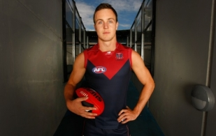 AFL 2012 Portraits - Melbourne